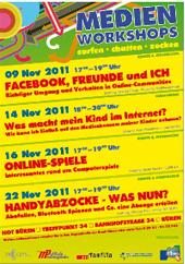 Medienworkshops in Büren