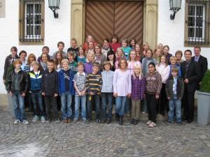 Abschluss Sommerleseclub 2011