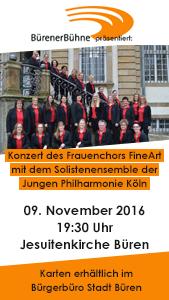 Frauenchor Fine Art e.V. Büren